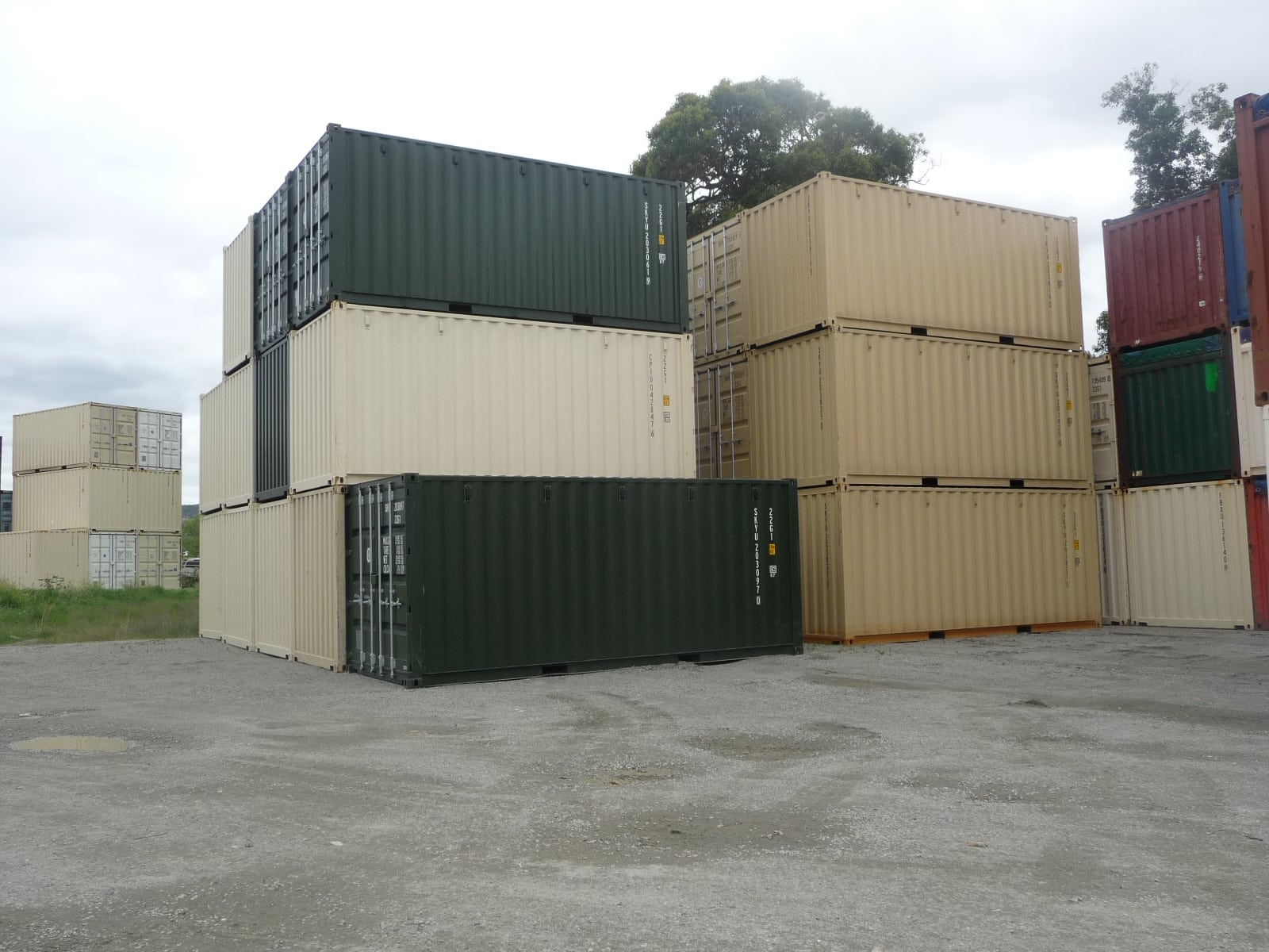 To Learn More About Our Container Hire And Sales, Contact