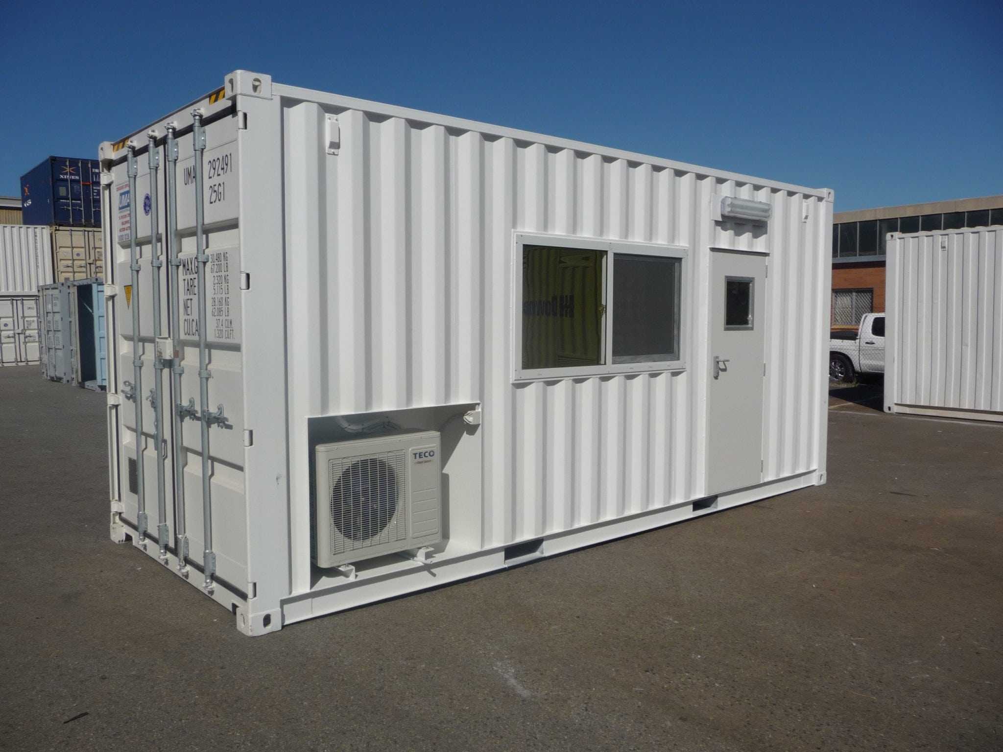 Modified Shipping Containers Perth Custom Storage U