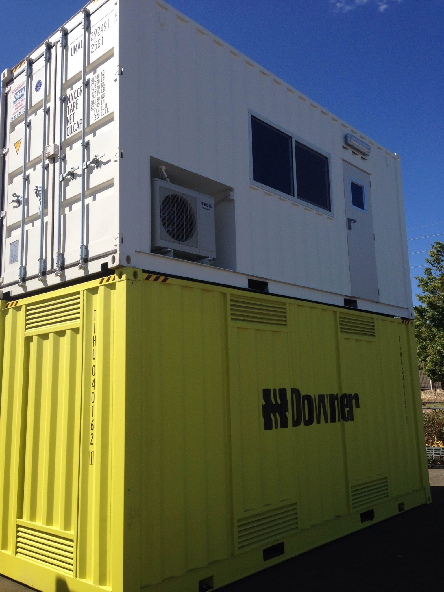 This Reliance On Shipping Containers Does Mean There Are A