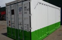 DNV Rated Containers